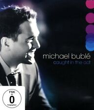 "MICHAEL BUBLE ""CAUGHT IN THE ACT"" BLU RAY NEU"