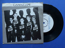 Landscape - Norman Bates / From The Tea-Rooms Of Mars... RCA 60 Ex Condition