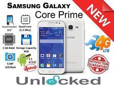 Samsung Galaxy Core Prime UNLOCKED! NEW 4G LTE SM-G360AZ White