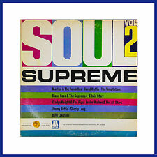 Soul Supreme Vol. 2 The Longines Symphonette Society Record.