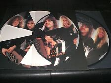 METALLICA The $5.98 EP Garage Days Re-Visited  LP unplayed PICTURE DISC w/cover