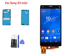 A++ For Sony Xperia Z3 Mini Compact D5803 LCD Screen Touch Digitizer Replacement