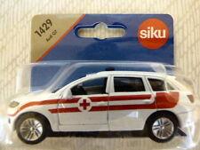 Siku audi Q7 ambulance médecins voiture-autriche REF:1429