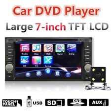 "7"" Car DVD Player Stereo Radio USB For Toyota Hilux Land Cruiser Corolla Camry"