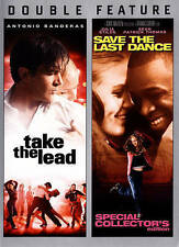 TAKE THE LEAD & SAVE THE LAST DANCE DVD ANTONIO BANDERAS SEAN PATRICK THOMAS