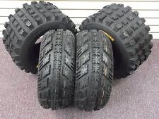 HONDA TRX 400EX AMBUSH SPORT ATV TIRES ( 2 FRONT TIRE SET ) 22X7-10