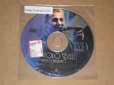 PAOLO BELLI - ANGELO ANGELINO - CD SINGOLO PROMO RADIO