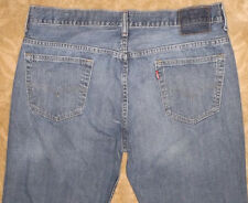 Levi's Mens Blue Jeans Red Tab Pants Size. 36 x 32 ( 37 X 31 ) #3156