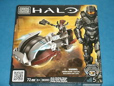 Mega Blocks HALO 'Brute Chieftain Charge' (vehículo y Mini-figura) 72 piezas 8+