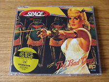 CD Single: Space : The Bad Days EP : CD 2