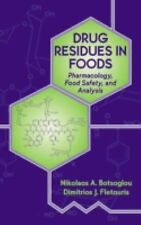 Drug Residues in Foods: Pharmacology, Food Safety and Analysis (Food Science and
