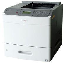 Lexmark T654dn Duplex A4 Monochrome Büro Laser-Drucker b/w Office Laser Printer