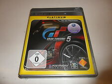 PlayStation 3  PS 3  Gran Turismo 5 [Platinum] - [PlayStation 3]
