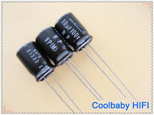 50PCS Nichicon VP-BP 10UF 100V Hi-End Audio Electrolytic Capacitors 8*11.5 85°C