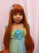"NWT Masterpiece Dolls Princess And The Pea Monika Levenig 48"" Exclusive Doll"