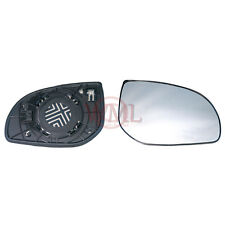HYUNDAI I20 2008- 2011 DOOR/WING MIRROR GLASS SILVER, HEATED & BASE,RIGHT SIDE