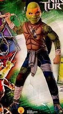 TMNT Ninja Turtle Michelangelo deluxe costume by Rubies 888974 boys M 8-10 NWT