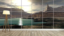 Grand Canyon Paysage Landscape Nature Digital Art Geant Poster  252cmX150 Deco