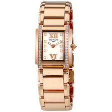 Patek Philippe Twenty-4 Ladies 18 Carat Rose Gold Watch 4908-11R-011