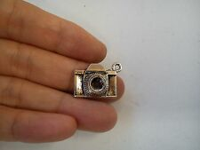 10 camera charm pendant tibetan silver antique style wholesale craft uk