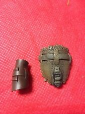 1/6 Hot Toys Star Wars Ep 7 Force Awakens Rey SHOULDER PAD AND BRACELET ONLY JC