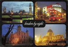 BF1869 by night london philps coca cola  uk