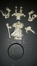 Fabius Bile chaos space marine (32mm base) metal oop 40k