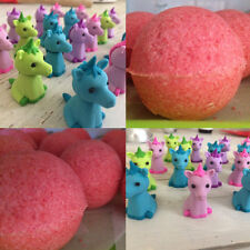 XL unicorn surprise ultra Lush pink Bath Bomb Bombs lovespell love spell scent