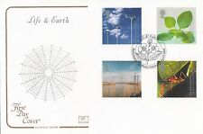 (92937) GB Cotswold FDC Life & Earth - Ballymena 4 April 2000