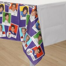 "One Direction Birthday Party Paper Tablecover 54""x 96"""