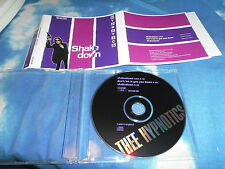 THEE HYPNOTICS - SHAKE DOWN UK RARE MAXI CD SINGLE E.P W/RARE B-SIDES