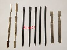 Opening Repair Pry Tools Set Metal Spudger iPhone Plastic iPod Tablets Cellphone