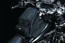 "Kuryakyn ""The Essentials"" Magnetic Tank Bag for Harley or Metric Cruisers"