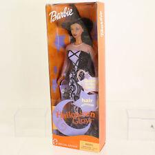 Mattel - Barbie Doll - 2002 Halloween Glow Barbie (African American) *NM*
