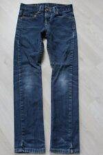 G8262 Levis 520 Blue W25 L25 Very good