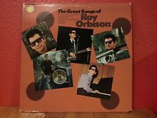 """Roy Orbison - """"The Great Songs of Roy Orbison"""" - Vinyl Record"""