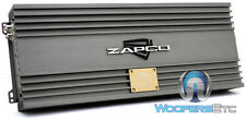 ZAPCO Z-400.2 LX CAR AUDIO 2/1-CHANNEL AMP SPEAKERS BASS CLASS AB AMPLIFIER NEW