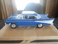 VINTAGE 1995 MONOGRAM  '57 Chevy Bel Air Hardtop Built.