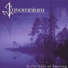 Insomnium : In the Halls of Awaiting CD (2002)