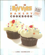 The Divvies Bakery Cookbook - No Nuts -No Eggs -No Dairy -Just Delicious! NEW HB