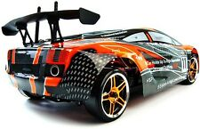 Flying Fish Lamborghini 4WD HSP Electric RC 1:10 Scale On Road Drift Car 2.4GHz
