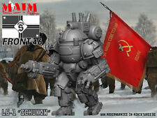 1/35 Scale resin model kit LB-1 - Schukow - Soviet lt. Infantry Mech - Front46