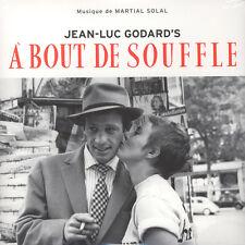 Martial Solal - OST A Bout De Souffle (Vinyl LP - 1960 - EU - Reissue)