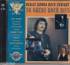 Really Gonna Rock Tonight- 30 Great Rock Hits - Genesis, Black Sabbath u.a. 2 CD