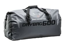 SW Motech Tailbag Drybag 600 Waterproof Motorcycle Bag 60 Litre Grey
