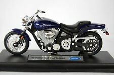 YAMAHA  ROAD STAR WARRIOR  1/18th  DIECAST  MODEL  MOTORCYCLE