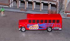 Matchbox: HO Scale _ 2002 _ #15 Police Transport Bus _ ** Must See **