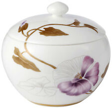 Royal Copenhagen FLORA MORNING GLORY *COVERED SUGAR BOWL* NEW / BOX