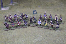 Medioevo anglosassone skirmish Warband per SAGA footsore Miniatures SAGA 30LS...
