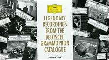 Legendary Recordings Originals From the Deutsche Grammophon Catalogue 29 CD Box